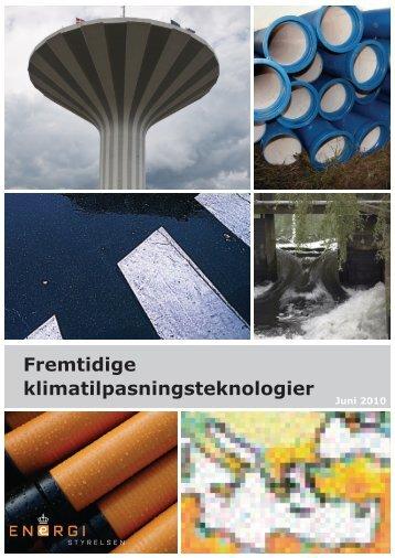 Fremtidige klimatilpasningsteknologier (Pdf) - Energistyrelsen