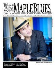 Blues Lovers - Toronto Blues Society