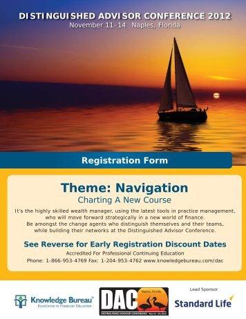 Registration Form - Knowledge Bureau