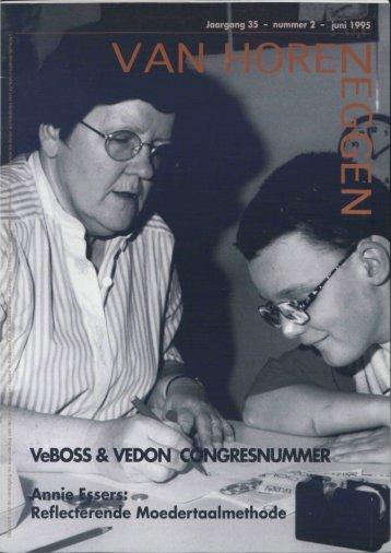 VeBOSS & VEDON RESNUMMER - Fenac