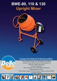 Product PDF - Belle Group