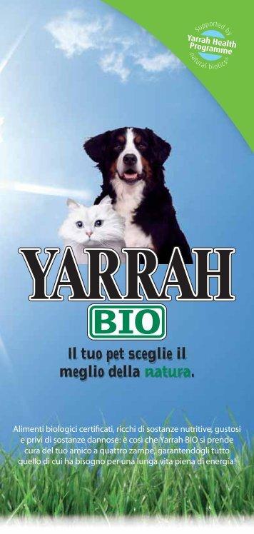 Cibo Biologico per Cani Yarrah - Webkey