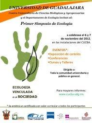 Centro Universitario de Ciencias Biológicas y Agropecuarias ...