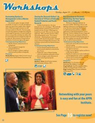 page 25 - American Probation and Parole Association