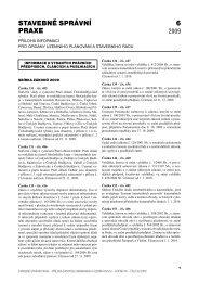 Stavebně správní praxe - Ústav územního rozvoje