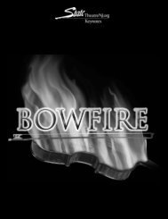 Bowfire - State Theatre