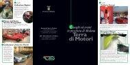 Terra di Motori - Comune di Castelvetro di Modena