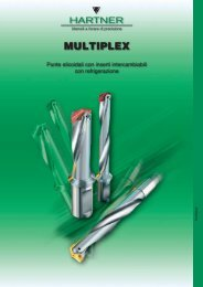 Punte Multiplex - SEF meccanotecnica