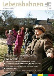 Ausgabe 2011-1 - St. Augustinus Gelsenkirchen GmbH