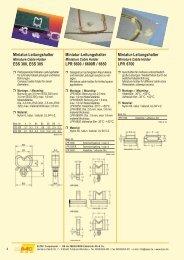 Kunststoffkleinteile 2 - EMSYST