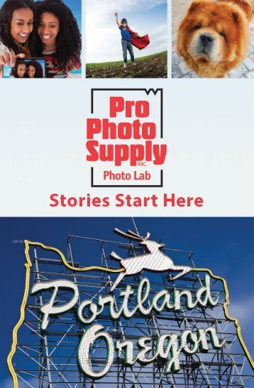Download the PDF - Pro Photo Supply
