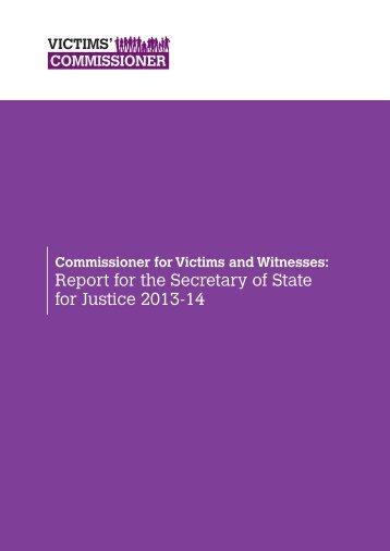 victims-commissioner-annual-report-2013-14