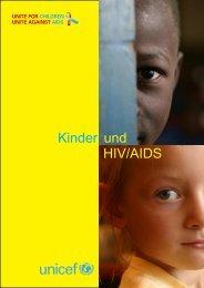Kinder und HIV/AIDS