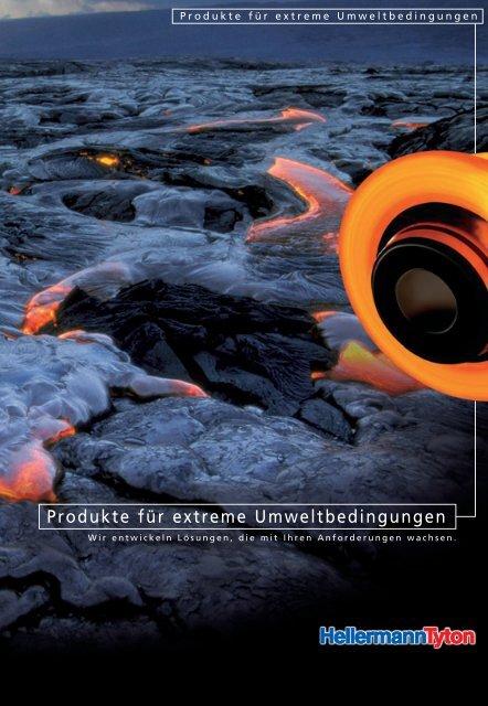 Produkte für extreme Umweltbedingungen - Hellermanntyton