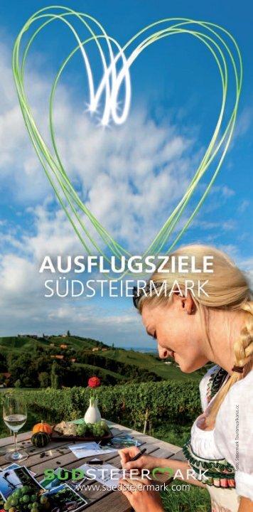 Ausflugsziele Südsteiermark
