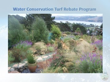 Solano County Water Conservation Turf Rebate - City of Rio Vista