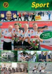 Sport in Sachsen-Anhalt Nr. 03/2014