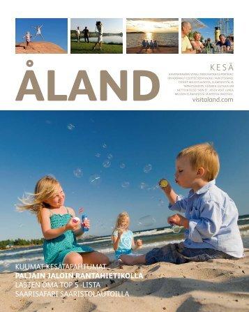 KUUMAT KESÄTAPAHTUMAT PALJAIN JALOIN - Visit Åland