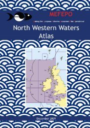 North Western Waters ATLAS - Marine Institute Open Access ...
