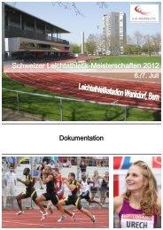 Schweizer Leichtathletik-Meisterschaften 2012 - LA-Bern