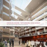 Yaroslavl region - Top emerging HoTel markeT
