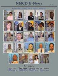NMCD E-News - New Mexico Corrections Department