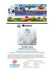 R 25000.00 - HiTech Therapy