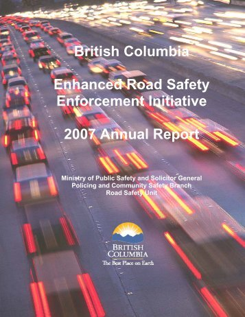 2007 Annual Report - Ministry of Justice