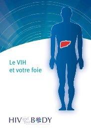 Le VIH et votre foie.pdf - Groupe sida Genève