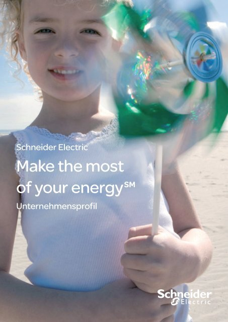 Make the most of your energy DE