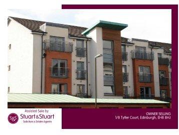 OWNER SELLING 1/8 Tytler Court, Edinburgh, EH8 ... - Stuart & Stuart