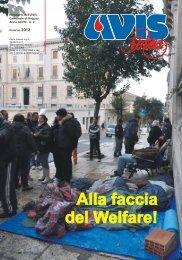Giornale Inverno 2012 - Avis Ragusa