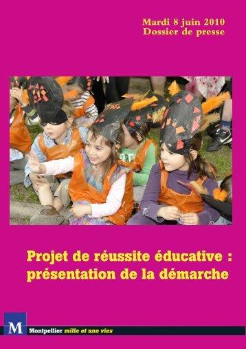 DP assises de la réussite éducative_Dp assises ... - Montpellier
