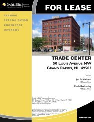 FOR LEASE - Downtown Grand Rapids