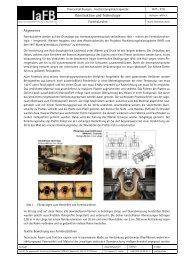 P.03 Formholzrohre - Institut für angewandte Forschung im ...