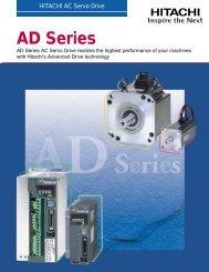 Brochure Hitachi Servo - Esco Drives & Automation
