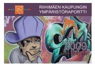 Riihimäen kaupungin ympäristöraportti 2009 - Riihimäki