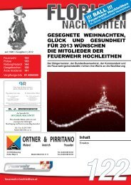 4/2012 - Freiwillige FEUERWEHR | Hochleithen