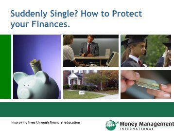 Improving lives through financial education. - Fairfield Public Library