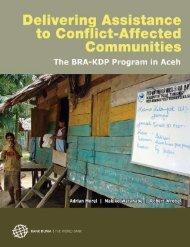 the BRA-KDP Program in - Internal Displacement Monitoring Centre