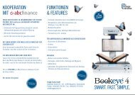 funktionen & features smart. fast. simple ... - Image Access GmbH