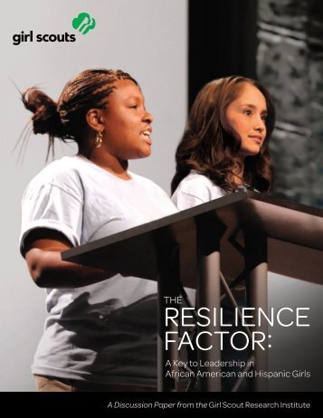 resilience factor - Girl Scouts of the USA