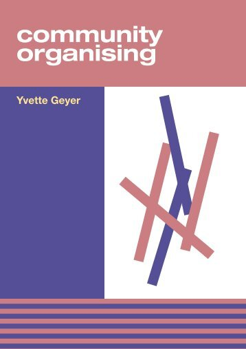 community organising - the Transformation Resource Centre