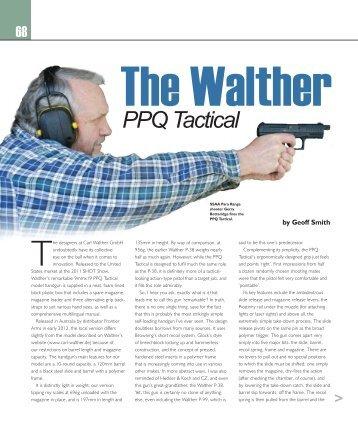 PPQ Tactical Australian & New Zealand Handgun 11 ... - Frontier Arms