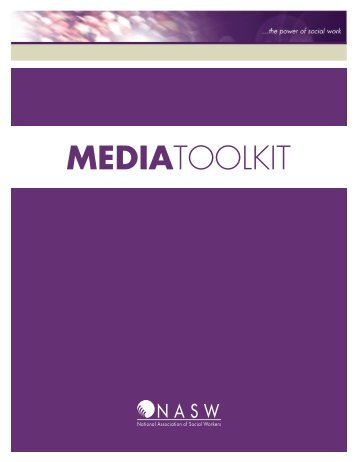 NASW Media Toolkit - National Association of Social Workers