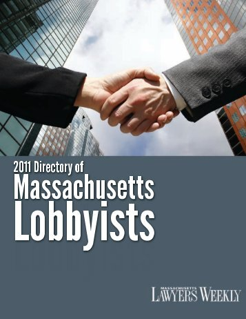 Legal Matters - Massachusetts Lawyers Weekly