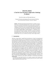 A Tool for Fact-Oriented Collaborative Ontology Evolution