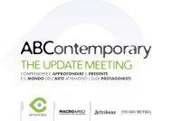 ABContemporary - Brochure digitale - Francesco Cascino