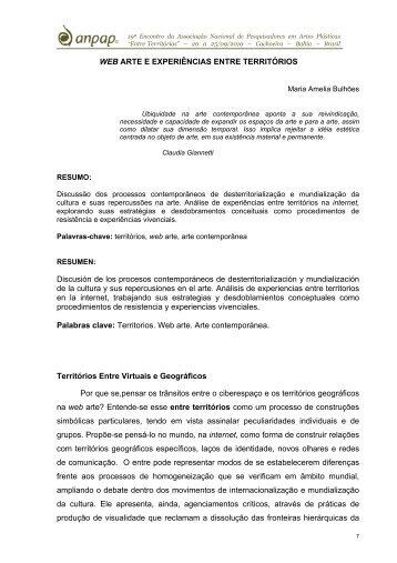 artigo em pdf - Anpap