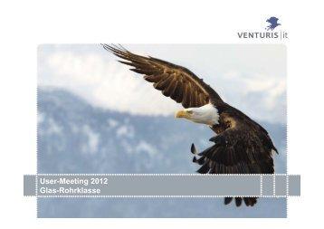 User-Meeting 2012 Glas-Rohrklasse